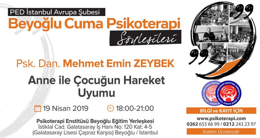 PED_IST_CUMA_SOYLESILERI_ZEYBEK_19.4.2019_ANNECOCUK_09.01.2019_YG